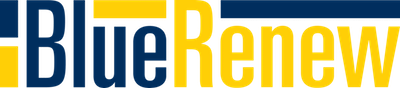 blue renew logo